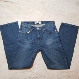 Levi's 505 boys Jean's, 20 regular, 30X30